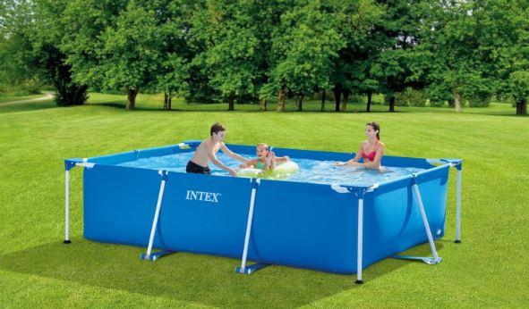 Intex Family Frame Zwembad 300x200x75cm