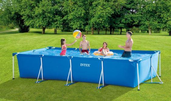 Intex Family Frame Zwembad 450x220x84cm