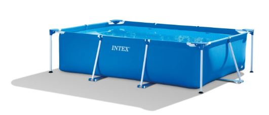 Intex Family Frame Zwembad 260x160x65cm