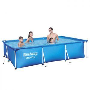 Bestway Steel Pro frame zwembad 300x201x66cm (2)