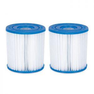 Filter Cartridge per 2 stuks (type I)