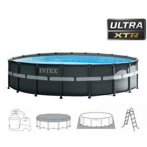 Intex xtr ultra frame 488 x 122