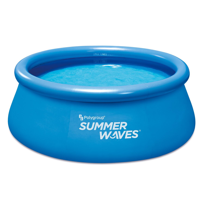 Summer Waves Quick Set 244 x 76 cm