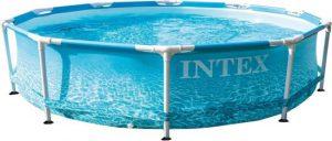 Intex 305 x 76 incl. pomp 4