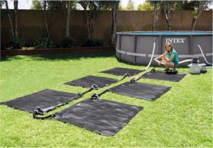Intex solar mat 2